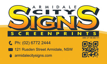 Armidale Cards Sample